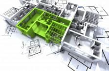 3d Architectural plan