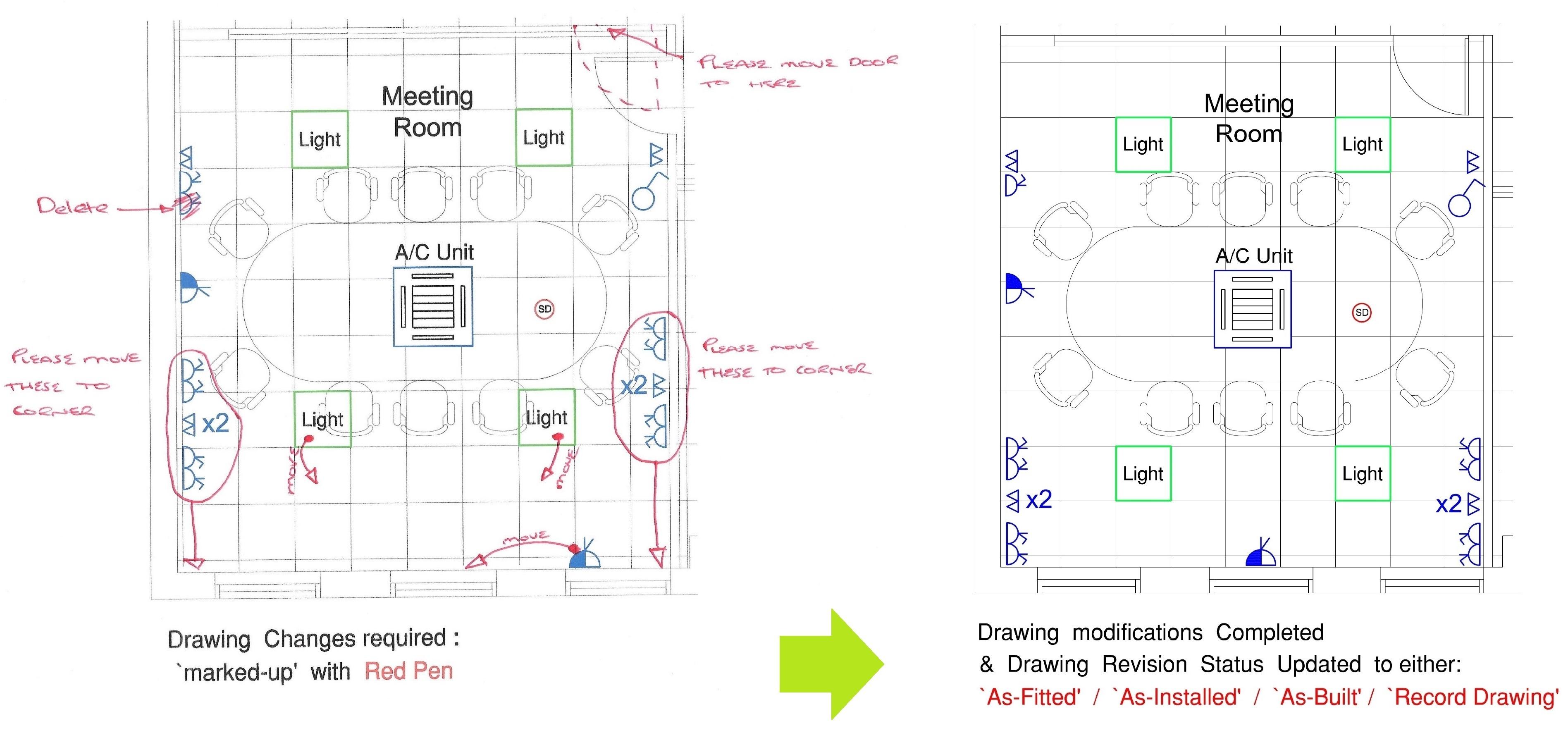 Design & CAD - As Built Drawings